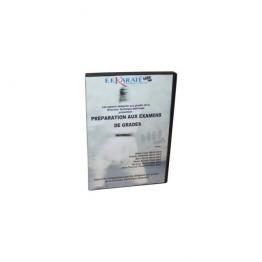 DVD Préparation des grades