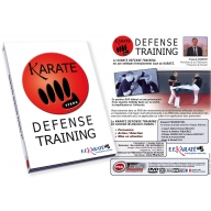 DVD Karaté Défense Training Vol.1