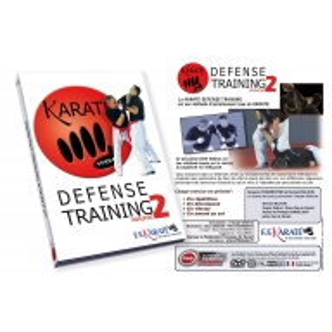 DVD Karaté Défense Training Vol.2