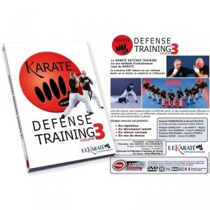 DVD Karaté Défense Training Vol.3