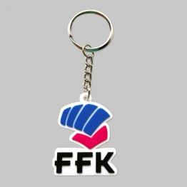 "Porte-clés ""FFK"""