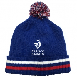 "Bonnet ""France Karaté"""