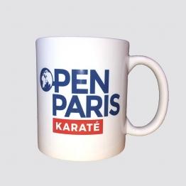 "Mug ""Open Paris"""