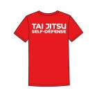 T-shirt Taï Jitsu - Self Défense