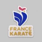 Magnet France Karaté