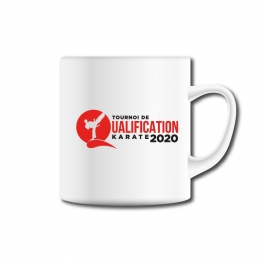 "Mug ""Tournoi Qualificatif Olympique"""
