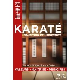 """Livre """"Karaté : tradition et modernité"""""""