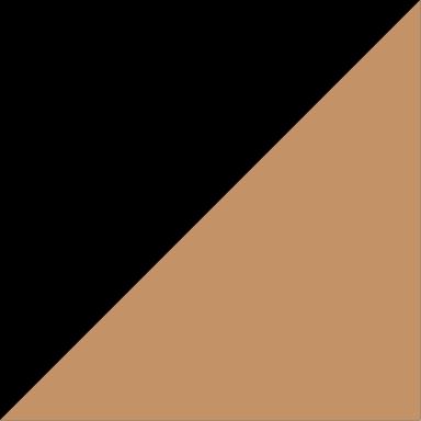 Noir/Or